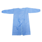 Non woven fabric disposable patient gown green surgical gown patient gown uniform