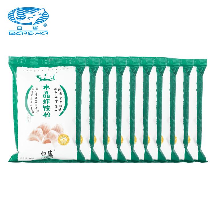 Crystal shrimp dumpling powder Guangdong dim sum high-quality starch special powder 500g