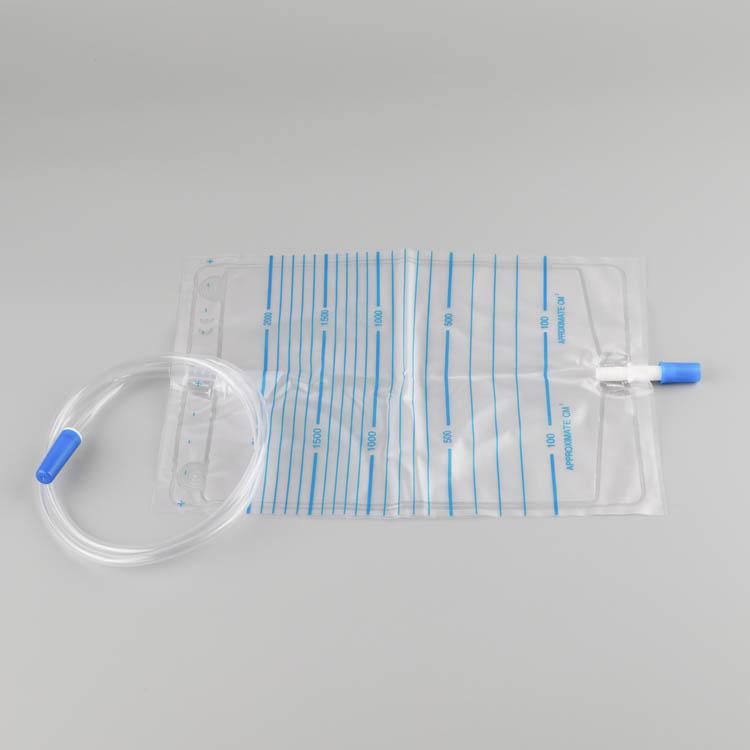 Huali Wholesale economic adult urine collection bag