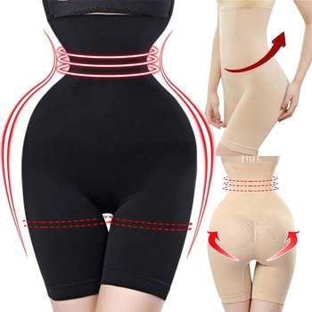 Slimming Panties Tummy Butt Lifter Steel Boned High Waist Seamless Body Shaper Waist Trainer Shapewear for Women Control Panties