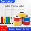 16 gulungan kabel label