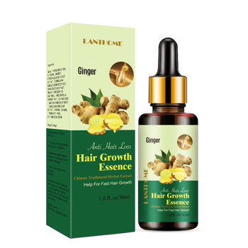 Best Perfect Natural Smoothing Human Fast Hair Loss Serum Oil Women Private Label Organic Hair Growth Serum