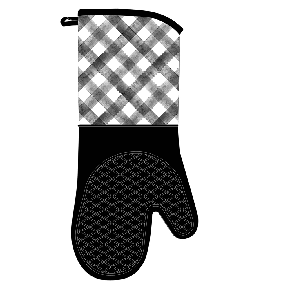 BSCI SEDEX approved cheap heat resistant 550F bbq kitchen long silicone oven mitts gloves set