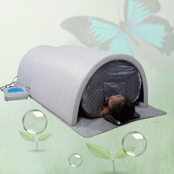 2021 Fuerle Dry Sauna Portable Infrared Sauna Dome spa capsule Lose Weight Detox Therapy Sauna Cabin