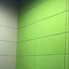 acoustic polyester panels to make a beautiful sound absorb wall