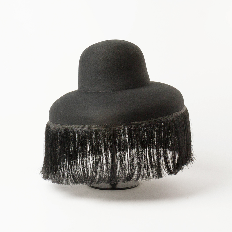 2021 Wholesale Vintage Custom Men Women 100% Felt Floppy Hat Sombrero De Fieltro Felt Fedora Hat