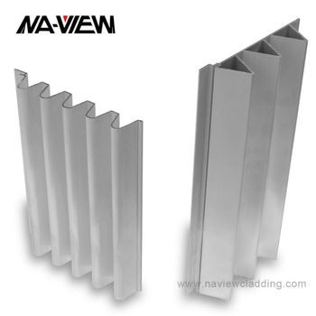 Wide National Structural Large Bespoke Architectural Cheapest Custom Aluminum Alloy Extrusions Profiles Cost Online