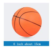 6 дюймовый детский резиновый мяч, детский баскетбольный футбол, футбол, спортивные игры, игрушки для помещений и улицы, забавная сенсорная и...(Китай)