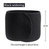 widen black style