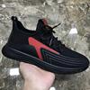 black add red