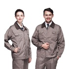Resistant Uniform Factory Uniforms Free Sample Coal Mining Static Resistant Working Uniform For Engineer