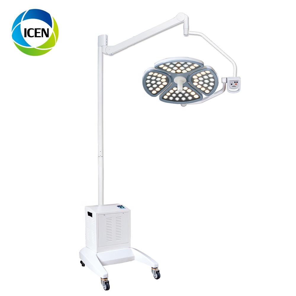 Мобильная светодиодная бестеневая Операционная лампа, хирургический светильник