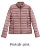 Pinkish-pink