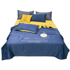 Hotel Home Tencel Bedding Set Deluxe Hotel Bedding Set