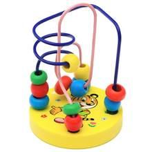Детские развивающие игрушки, деревянные Игрушки для раннего обучения по системе Монтессори, подарок на день рождения, Рождество, Новый Год, ...(Китай)