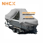 Cover NHCX 10 Years BSCI Certificated Factory Jumbo Boat Cover T-top Boat Cover