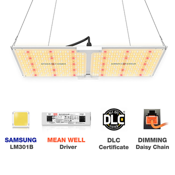 Popular And Cheap Full Spectrum Powerful SF-2000 Plant LED Grow Light For Triggers Growth And Boosts photosythesis