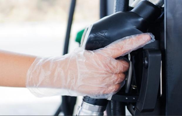 Одноразовые полиэтиленовые перчатки, полиперчатки для заправочных станций с быстрой доставкой