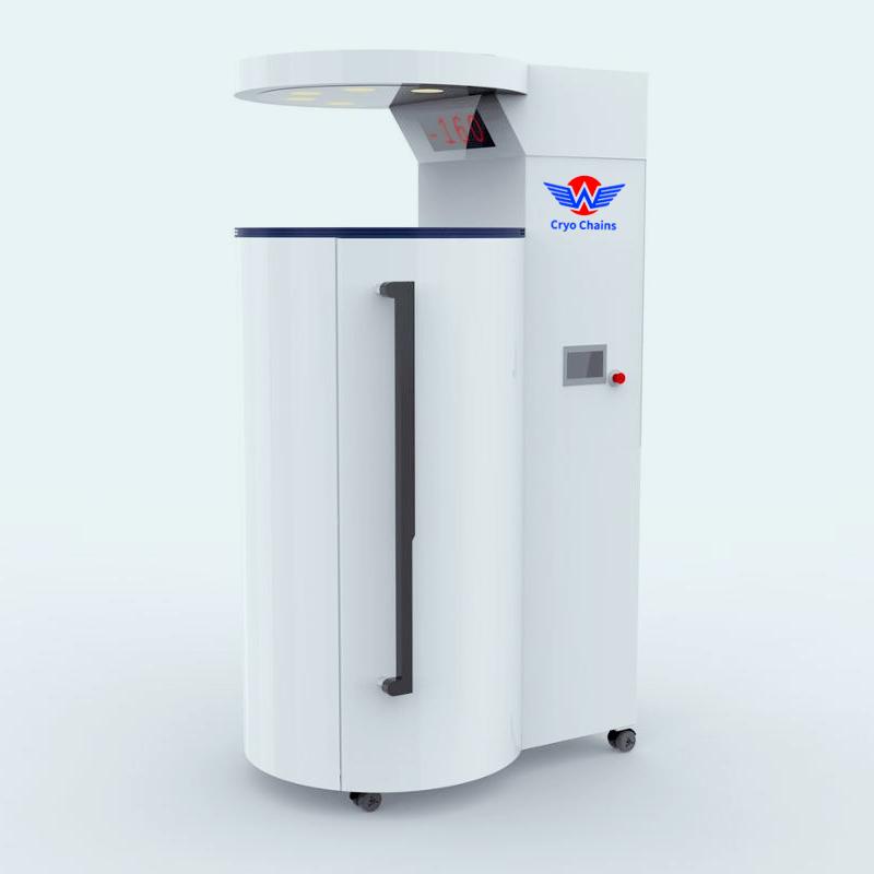 Аппарат для криотерапии, криосауна для криогенного спа