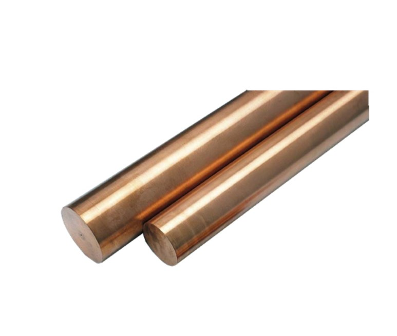 Customized ASTM C17200 C17000 Becu Beryllium Copper Rod