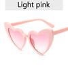 Luce di colore rosa