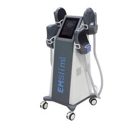 13 teslasculpt ems body sculpting burn fat Electrical muscle building stimulator 4 handles Sculptor emslim neo rf nova machine