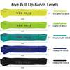 41 Inch long pull up band