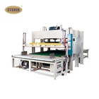 Automatic Foam Mattress Compression and Vacuum Packing Machine