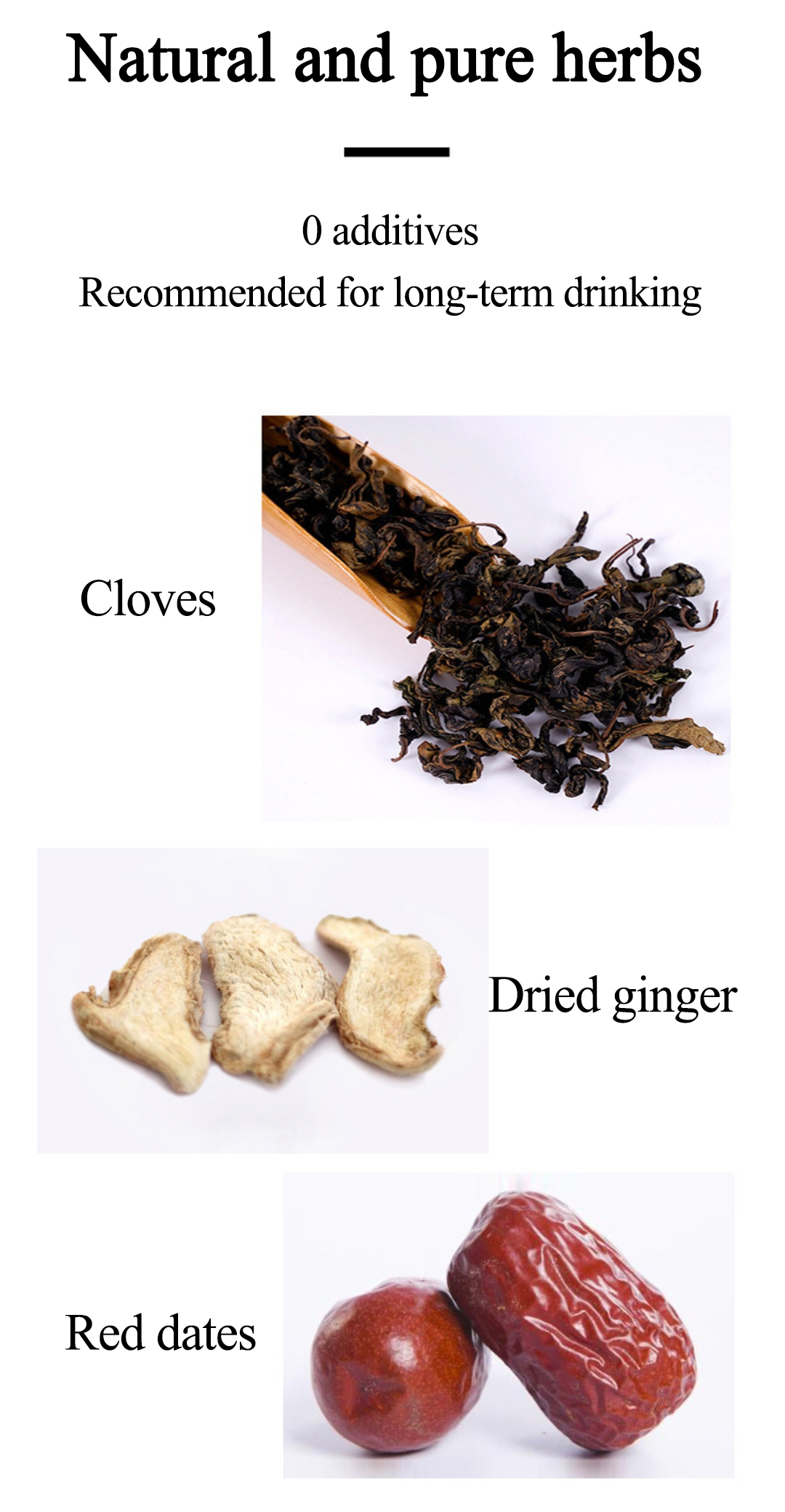 Clove Flower Tea Chinese Medicine Tea 100% Natural Health Tea Bag For Preventing Cold And Stomach Disease - 4uTea | 4uTea.com
