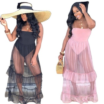 Summer Fashion XXL Plus Size Women Clothing office lady Off Shoulder Dress Black Plus Size Dress