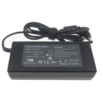 19.5v 3.9a laptop ac adapter for sony computer charger