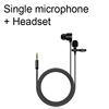 Microphone + Headset