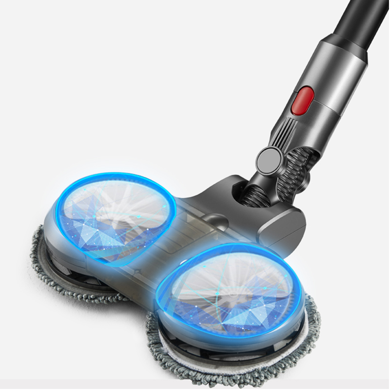 for Dyson V7 V8 V10 V11 Motorized Vacuum Cleaner Brush of Electric Wet Dry Floor Mop Head Brush Parts Accessory With Water Tank