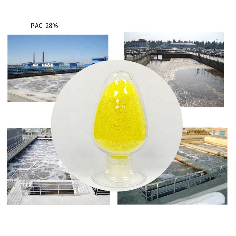High purity PAC Polyaluminium chloride water purification agent