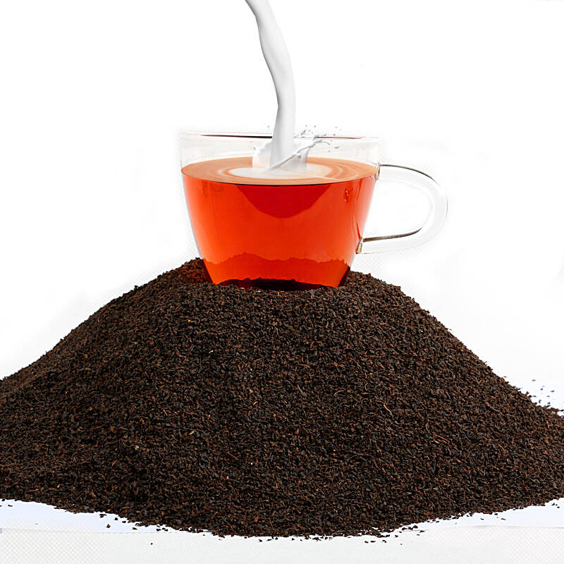 CTC black tea for Milk tea with tea packaging - 4uTea | 4uTea.com