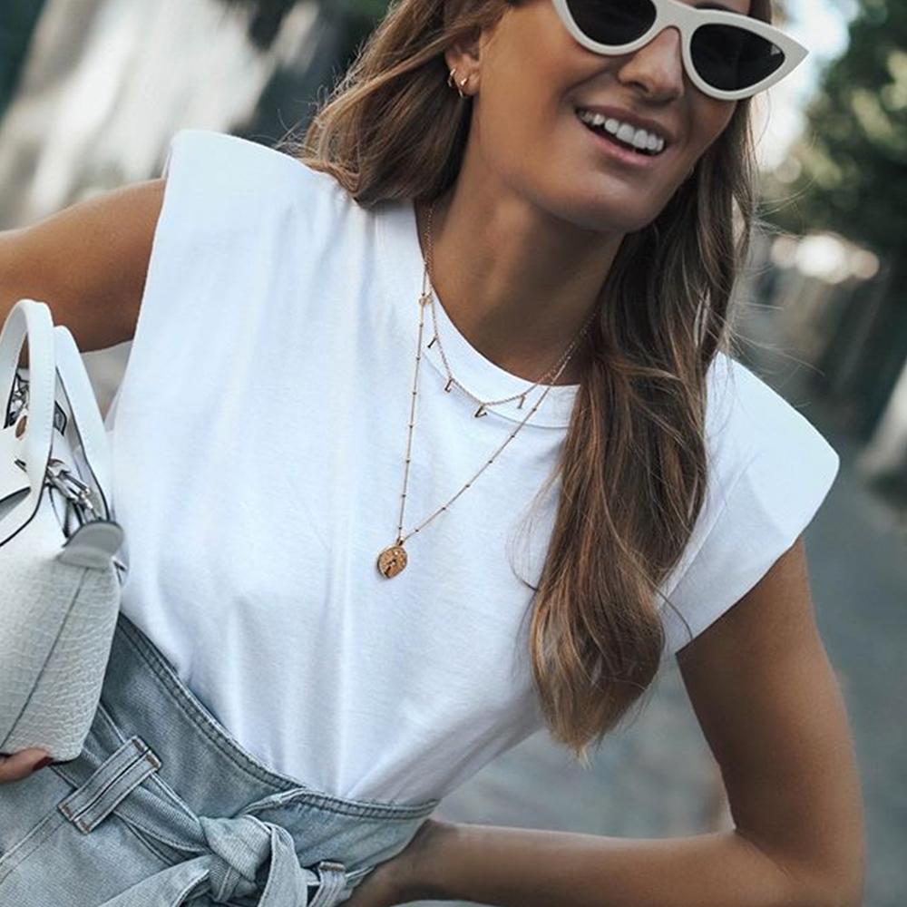 Высокое качество от производителя, оптовая продажа, недорогая летняя модная блузка, укороченные топы в пупок, футболка для женщин Летняя Базовая стильная футболка, укороченный Топ для женщин