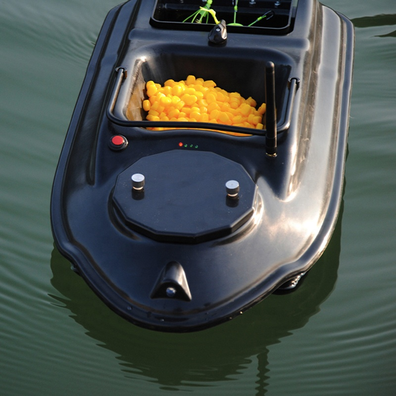 Double Motors 500m Remote Control Bait Boats Hull Fishing Bait Boat