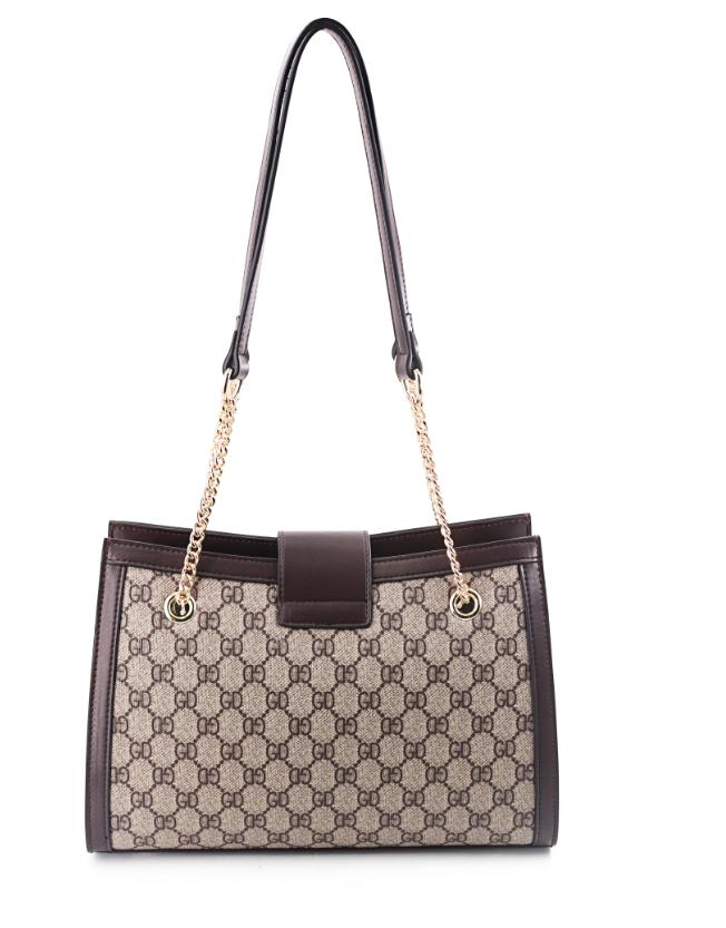 2021 Spot Wholesale Custom Style LOGO Designer Fashion Luxury For Bags Women Ladies Genuine Leather Handbags