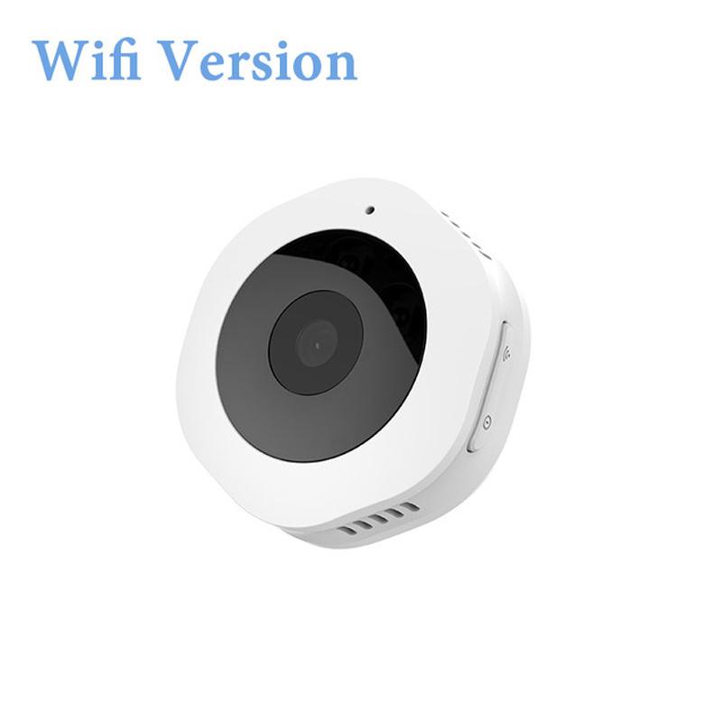 Wi fi Wi-fi HD секретная самая маленькая микро для видео мини камера Wifi IP ночного видения с датчиком движения онлайн видеорегистратор портативна...(Китай)