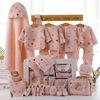 22pcs 핑크 겨울