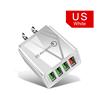 White US Plug