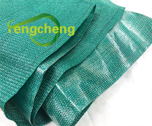 Темно-зеленые/бежевые китайские Заводские поставки водонепроницаемых затеняющих парусов, сверхпрочный парус для блокировки дождя