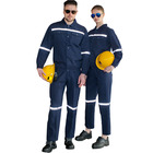 Industrial Work Uniform Factory Direct Spring And Autumn Fashion Overalls Industrial Safety Work Overalls Uniform