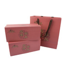 Packing Packaging Tea Packing Pack Gift Luxury Packaging Empty Cardboard Outer Paper Tea Package Box With Bag