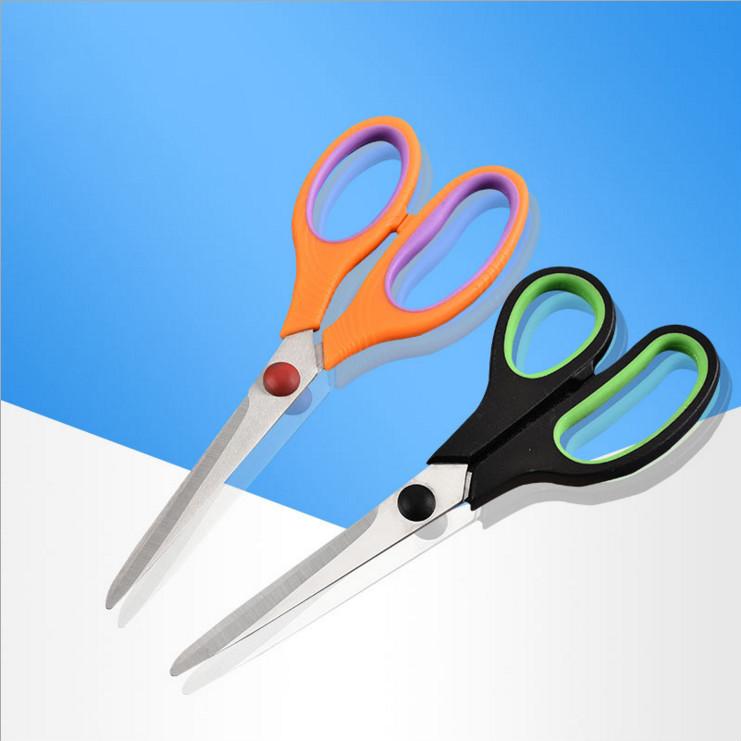 Лидер продаж на Amazon, ножницы из нержавеющей стали, Офисные ножницы