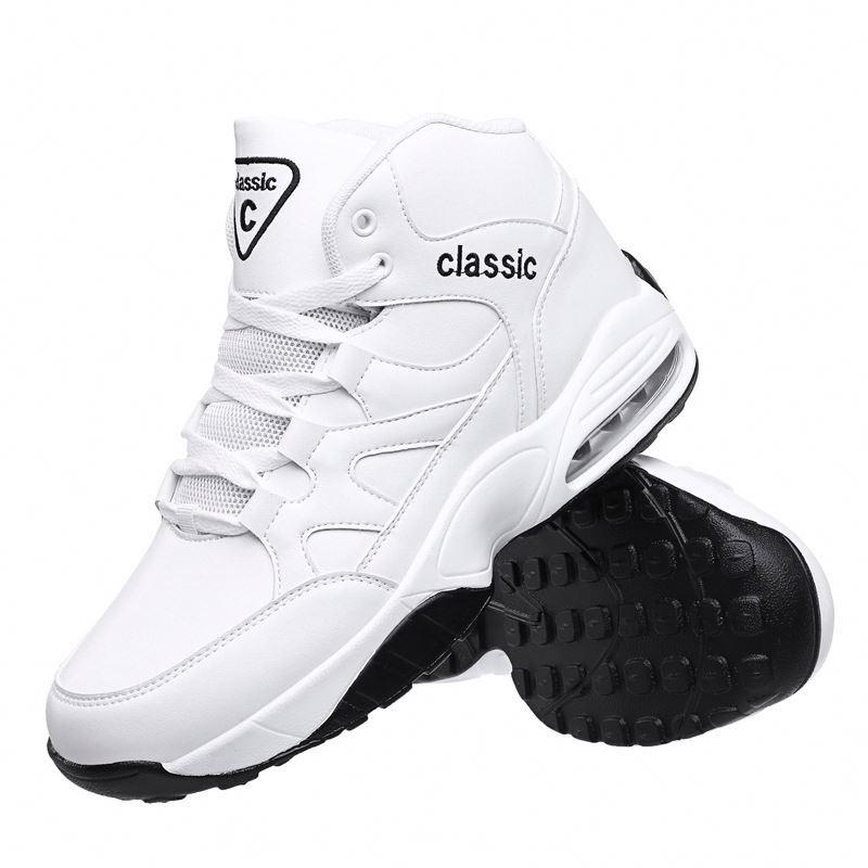 Новинка; Мужская новая весенняя Баскетбольная обувь; Повседневная обувь; Нескользящая обувь для студентов; Большие размеры