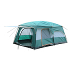 2020 HOMFUL 8 Persons Large Automatic Instant Tent Camping Outdoor with many rooms
