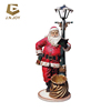 Santa Claus soporte escultura