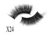 25mm mink lash--X24