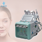 Dermabrasion Newest Product 6 In 1 Water Dermabrasion Oxygen Facial Machine With Ultra Cold Hammer Led Mask